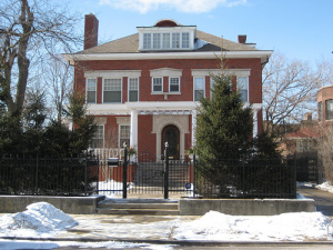 Obama's house good